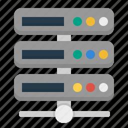 cloud, data, hosting, server, storage icon