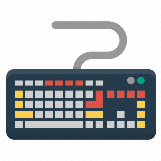 keyboard, keypad, typing, writing icon