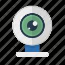 web camera, camera, device, video