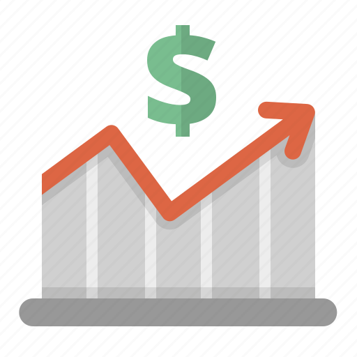 analytics income sales sales report statistics icon