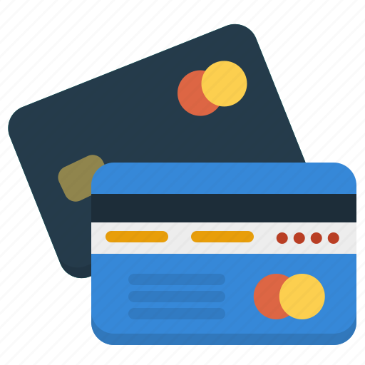 cards, credit cards, payment, payment method icon
