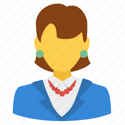 assistant, consultant, seller, shop assistant icon