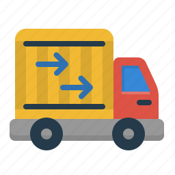 delivery, fast, shipment, shipping icon