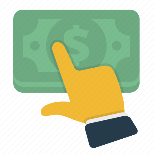 give money, money, pay, payment icon