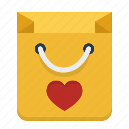 cart, shopping bag, shopping cart, wish list icon