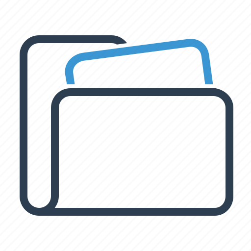 archieve, documentation, documents, file, folder, history, library icon