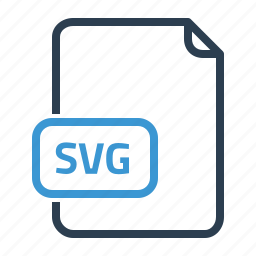 file, svg, vector format icon
