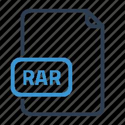 file, rar icon