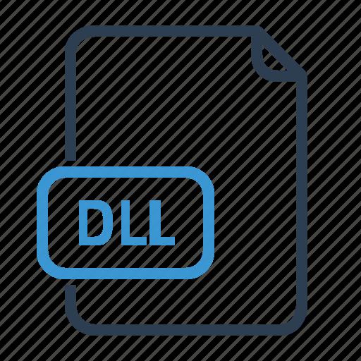 dll, file icon