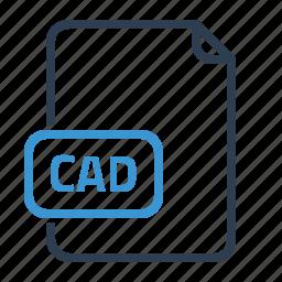 cad, file icon