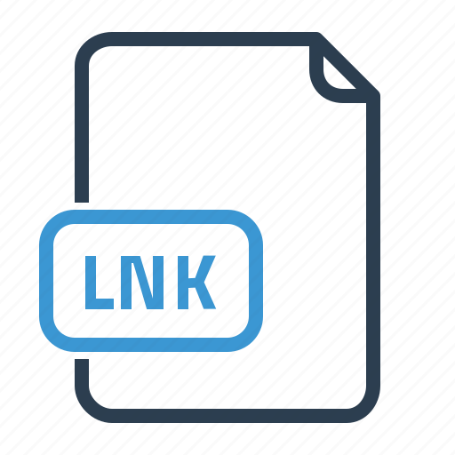 file, link, lnk icon