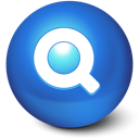 ball, cute, find, magnifying glass, search, zoom icon