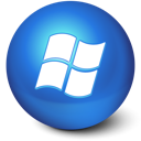 ball, cute, windows icon