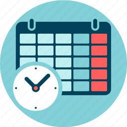 agenda, calendar, meeting, performance, schedule, time, timetable icon