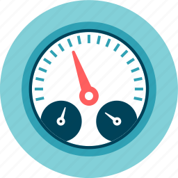 control panel, dashboard, management, measure, meter, performance, speed icon