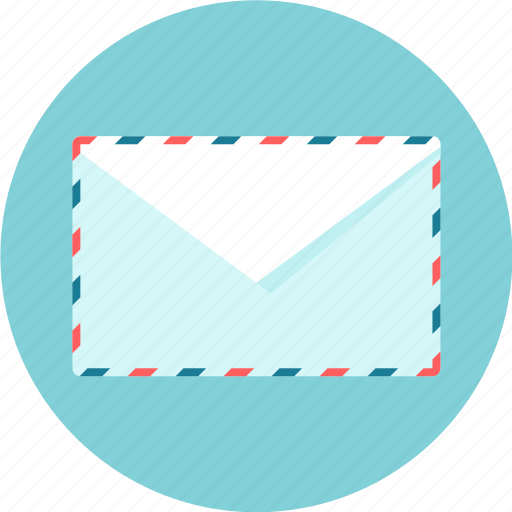 communication, correspondence, email, envelope, letter, mail, mailing icon