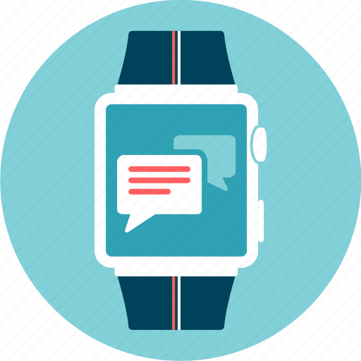 digital watch, portable technology, smart, watch, wearable computer icon
