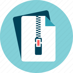 bundle, compact, compress, file, zip icon