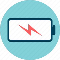 battery, charging, connecting, energy, lighting icon