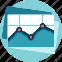 charts, performance, results, statistics, trade