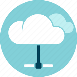 cloud, connected, online, storage icon
