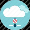disconnected, storage, problem, data, offline, cloud