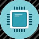 central processing unit, chip, microprocessor, processor