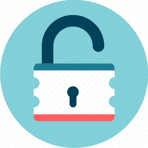 Locker, security, unlock, unsafe icon - Download on Iconfinder