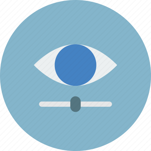 enhancement, eye, image, image enhancement, image processing, red icon