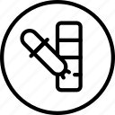 dropper, enhancement, eye, image, image enhancement, image processing icon