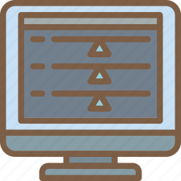 enhancement, image, image enhancement, image processing, sliders icon