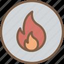 burn, enhancement, image, image enhancement, image processing icon