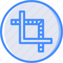 crop, enhancement, image, image enhancement, image processing icon