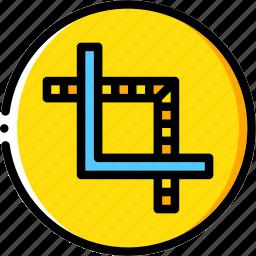 crop, enhancement, image, image enhancement, image processing icon