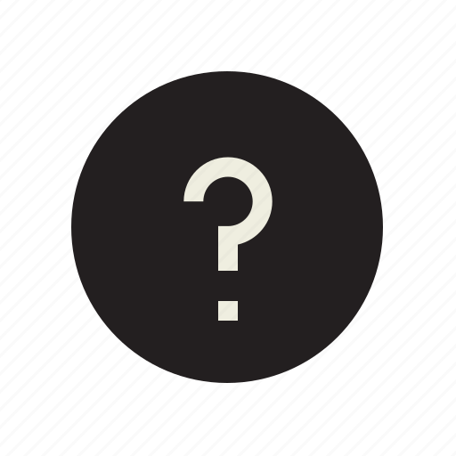 help, info, question icon