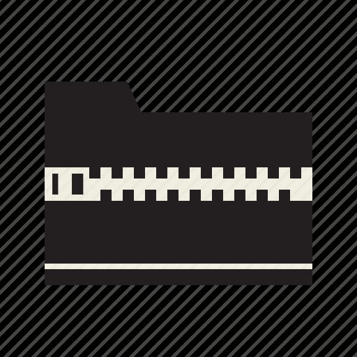 compressed, data, file, folder icon