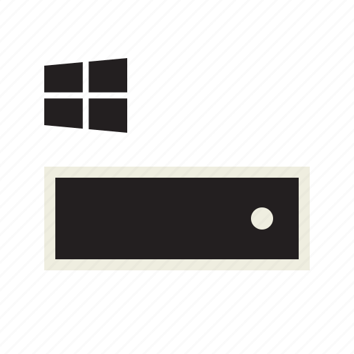 data, drive, os, windows icon