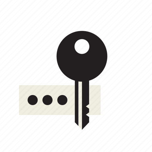 access, key, password, secure icon
