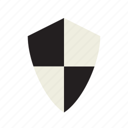firewall, shield, web, windows icon