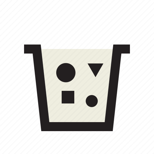 bin, can, dll, full, imageres, recycle, trash icon