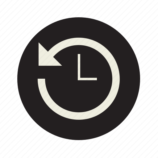 backup, time, travel, up icon