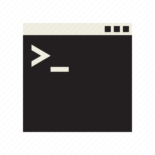 command, dll, imageres, prompt, terminal icon