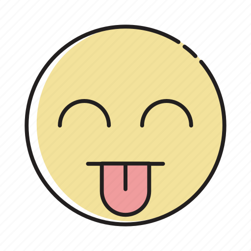avatar, bully, emoticon, emotion, expression, face, mocking icon