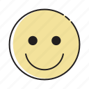 emoji, emoticon, emoticons, expression, face smiley, smile, smiley icon