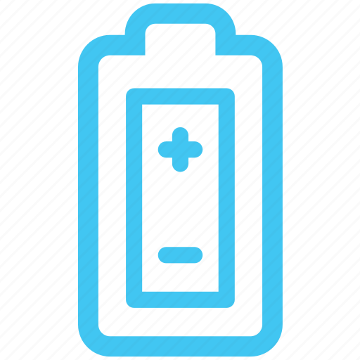 battery, battery pack icon
