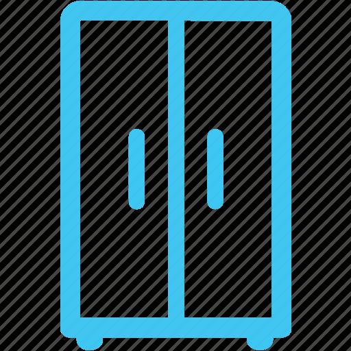 closet, wardrobe icon