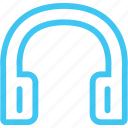 headphone, headphones icon
