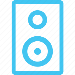 loudspeaker, speaker icon