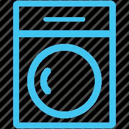 laundry, washer, washing-machine icon
