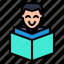book, increase, intelligence, read
